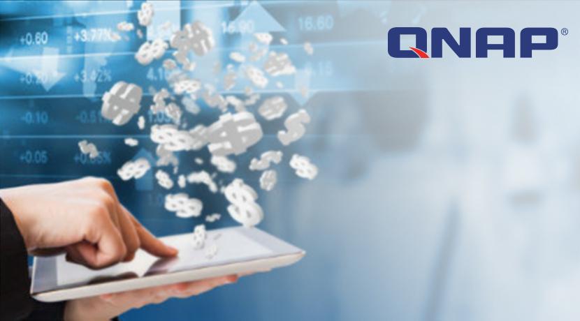 QNAP: Economia baseada em dados