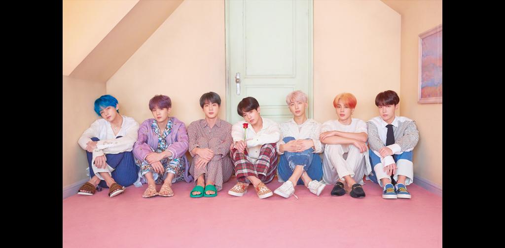 Bangtan Boys (BTS) - Um dos grupos de K-Pop mais populares da atualidade
