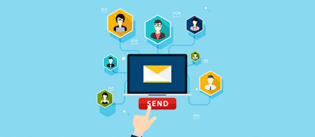 Lista de e-mails - Marketing