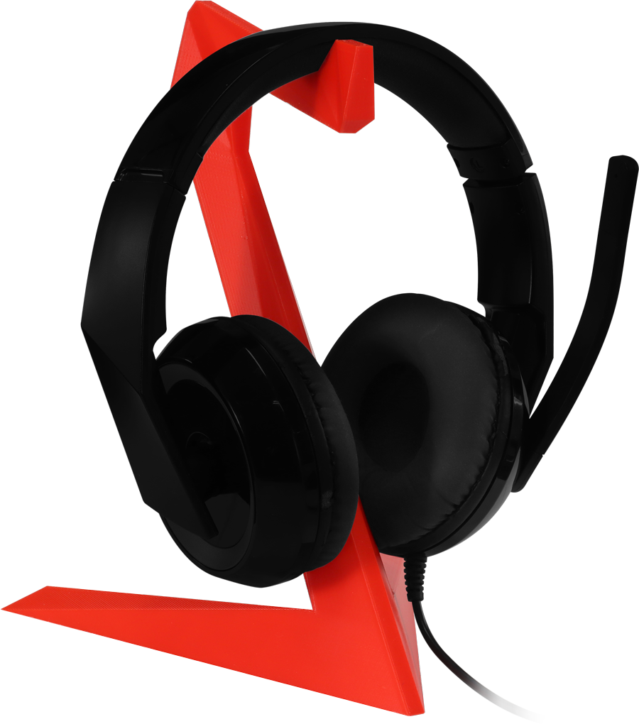 PCYES 3D - Suporte de headset
