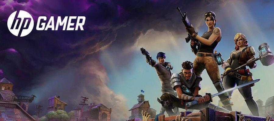 Banner _ HP Gamer