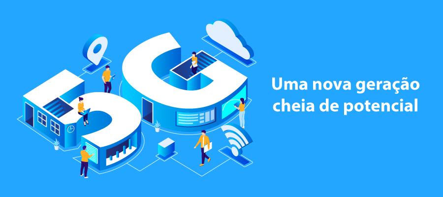 Banner 5G