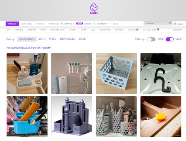 Impressora 3D _ Site Cults
