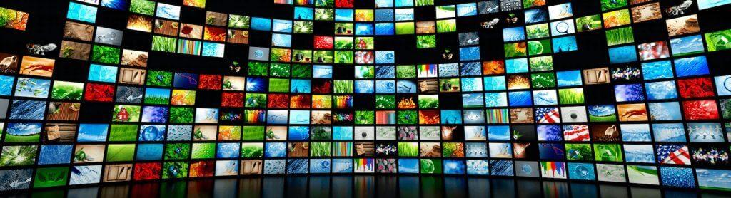 video wall PNY - Solução NVS