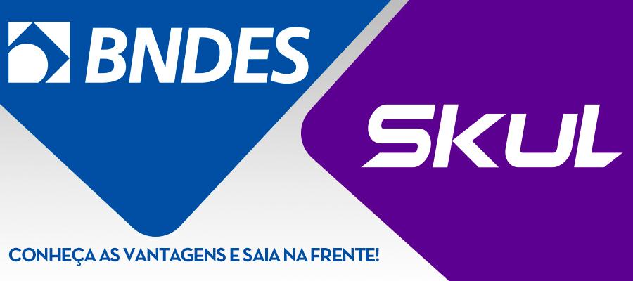 BNDES e SKUL - banner
